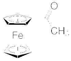 Acetylferrocene CAS 1271-55-2