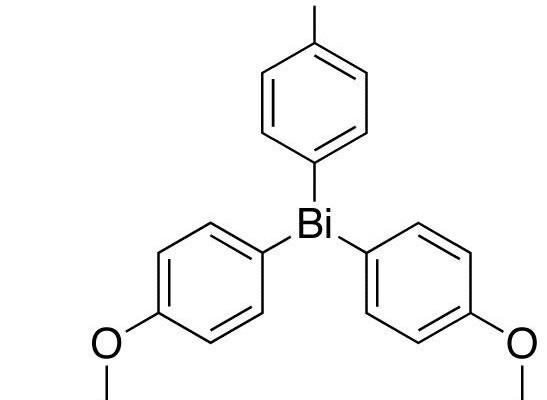 Tris(4-ethoxyphenyl)bismuthine CAS 90591-48-3