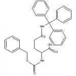 Structure of Z GlnTrt OH CAS 132388 60 4 150x150 - Travoprost CAS 157283-68-6