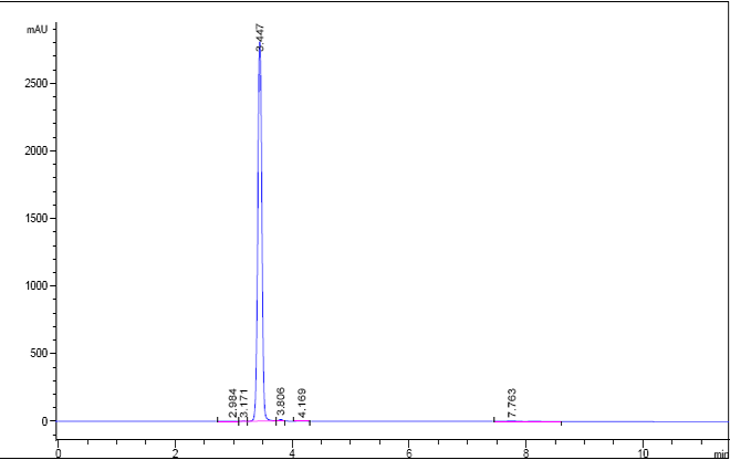 Pseudouridine CAS 1445 07 4 HPLC - Pseudouridine CAS 1445-07-4