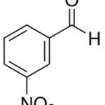 Structure of 3 Nitrobenzaldehyde CAS 99 61 6 150x150 - Dimethyl Furan-2,5-dicarboxylate (FDME) CAS 4282-32-0
