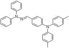 4-Bis(4-methylphenyl)aminobenzaldehyde-1,1-diphenyl-hydrazone CAS 83992-95-4