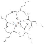Molybdenum 2-ethylhexanoate(MoEHN) CAS 34041-09-3