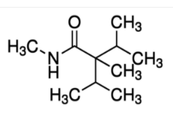 N,2,3-Trimethyl-2-isopropylbutamide CAS 51115-67-4
