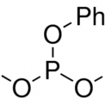 Structure of Triphenyl phosphite CAS 101 02 0 150x150 - Diethyl fluoromalonate CAS 685-88-1