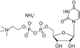 Uridine diphosphate Choline sodium salt CAS NNA-0002