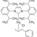 Structure of 13 Bis26 diisopropylphenylimidazol 2 ylidenechloro3 phenylallylpalladiumII CAS 884879 23 6 150x150 - 2,5-Furandicarboxylic acid CAS 3238-40-2