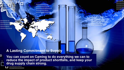 Caming Pharmaceutical Ltd