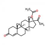Structure of Hydroxyprogesteroneacetate CAS 302 23 8 150x150 - Latanoprost CAS 130209-82-4(41639-74-1)