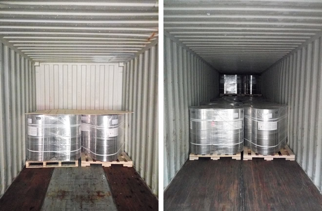 Packing and Shipping of TEABF4+ACN CAS 429-06-1(2)
