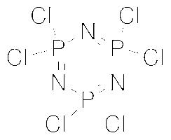 Hexachlorophosphazene CAS 940-71-6