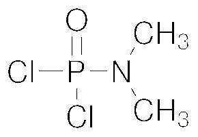 N,N-Dimethylphosphoramic dichloride CAS 677-43-0