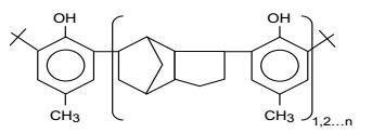 Poly(dicyclopentadiene-co-p-cresol) CAS 68610-51-5
