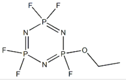 Structure of PFPN CAS 33027 66 6 - PFPN CAS 33027-66-6