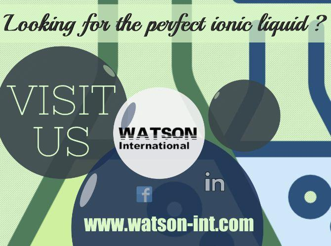 Ionic liquids And All You Need To Know About Them – Infographic