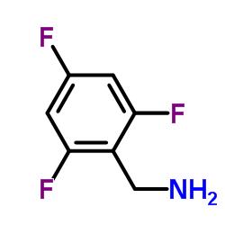 2,4,6-trifluorobenzylaminine CAS 214759-21-4