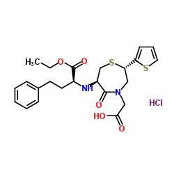 Temocapril Hydrochloride CAS 110221-44-8