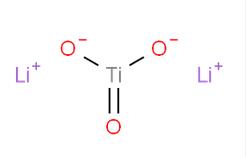 LITHIUM TITANATE (LTO) CAS 12031-82-2
