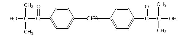 Photoinitiator 127 CAS 474510-57-1