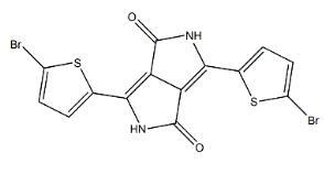Pyrrolo[3,4-c]pyrrole-1,4-dione, 3,6-bis(5-bromo-2-thienyl)-2,5-dihydro- CAS 777079-55-7
