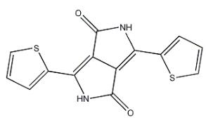 3,6-Di(2-thienyl)-2,5-dihydropyrrolo[3,4-c]pyrrole-1,4-dione CAS 850583-75-4