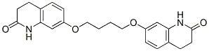 2(1H)-Quinolinone,7,7′-[1,4-butanediylbis(oxy)]bis[3,4-dihydro- CAS 882880-12-8