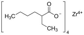 Zirconium Octoate CAS 22464-99-9
