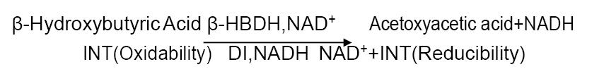 Assay Principle 6 - β-Hydroxybutyric Acid CAS 300-85-6