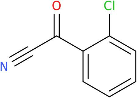(2-Chlorophenyl)(oxo)acetonitrile CAS 35022-42-5