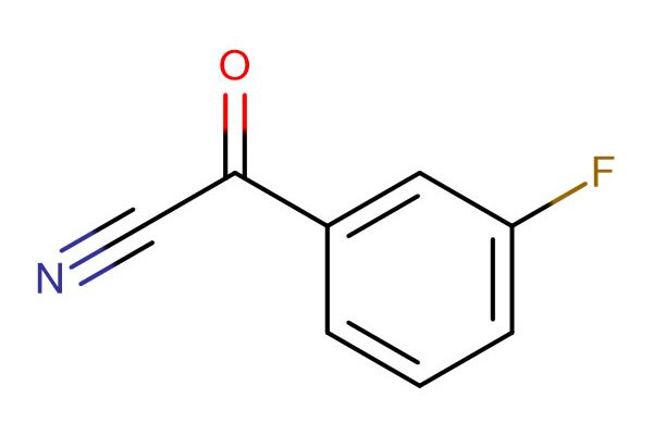 (3-Fluorophenyl)oxo-acetonitrile CAS 658-08-2