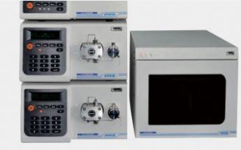 Semi Preparative gel chromatograph - Component Analysis