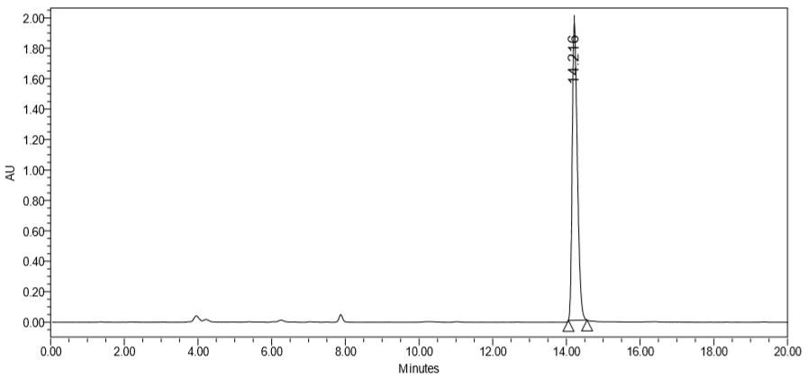 H-D-tBuAla-OH-CAS-88319-43-1-HPLC-2