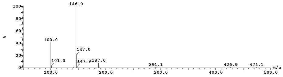 H-D-tBuAla-OH-CAS-88319-43-1-MS-ES-1