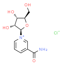 Nicotinamide riboside chloride NR-CL CAS 23111-00-4