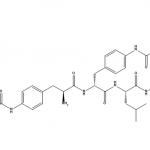 4-[2,6-dioxohexahydropyrimidin-4(S)-ylcarboxamido]-L-phenylalanyl-4-ureido-D-phenylalanyl-L-leucyl-N6-isopropyl-L-lysyl CAS PNA-2731