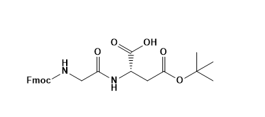 Fmoc-Gly-Asp(OtBu)-OH CAS PNA-2726