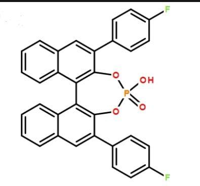 S-2-(4-fluorocyclohexyl)-6-(4-fluorophenyl)-4-hydroxydinaphtho[2,1-d:1′,2′-f][1,3,2]dioxaphosphepine 4-oxide CAS 915038-14-1