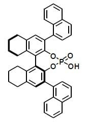 S-3,3′-bis(1-Naphthyl)-5,5′,6,6′,7,7′,8,8′-octahydro-1,1′-binaphthyl-2,2′-diyl hydrogenphosphate CAS WICPC00003