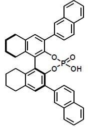 WICPC00008 - (S)-3,3'-Bis(2,4,6-trimethylphenyl)-5,5',6,6',7,7',8,8'-octahydro-1,1'-bi-2-naphthyl Hydrogen Phosphate CAS WICPC00040