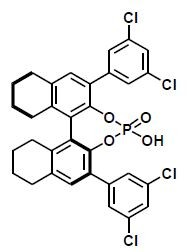 S-2,6-bis(3,5-dichlorophenyl)-4-hydroxy-8,9,10,11,12,13,14,15-octahydrodinaphtho[2,1-d:1′,2′-f][1,3,2]dioxaphosphepine 4-oxide CAS WICPC00011