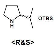2-(2-((tert-butyldimethylsilyl)oxy)propan-2-yl)pyrrolidine CAS WICPC00024