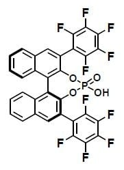 (11bS)-4-Hydroxy-2,6-bis[2,3,4,5,6-pentafluorophenyl]-4-oxide-dinaphtho[2,1-d:1′,2′-f][1,3,2]dioxaphosphepin CAS WICPC00031