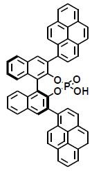 (S)-4-hydroxy-2-(pyren-1-yl)-6-(pyren-2-yl)dinaphtho[2,1-d:1′,2′-f][1,3,2]dioxaphosphepine 4-oxide CAS WICPC00032