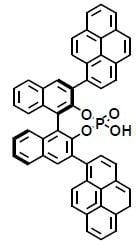 WICPC00033 - (11bS)-2,6-Di-9-anthracenyl-4-hydroxy-dinaphtho[2,1-d:1¦Ì,2¦Ì-f][1,3,2]dioxaphosphepin-4-oxide CAS WICPC00038