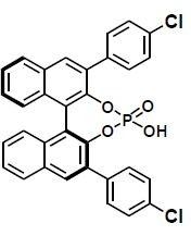 (11bS)-2,6-Bis(4-chlorophenyl)-4-hydroxy-4-oxide-dinaphtho[2,1-d:1′,2′-f][1,3,2]dioxaphosphepin CAS WICPC00034