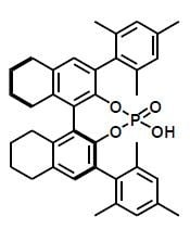 (S)-3,3′-Bis(2,4,6-trimethylphenyl)-5,5′,6,6′,7,7′,8,8′-octahydro-1,1′-bi-2-naphthyl Hydrogen Phosphate CAS WICPC00040