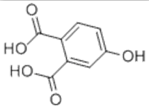 4-Hydroxyphthalic acid CAS 610-35-5