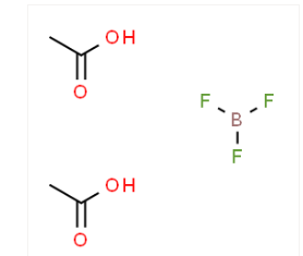 Boron Trifluoride-Acetic Acid Complex CAS 373-61-5