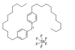 bis(4-Dodecylphenyl)iodonium hexaflurorantimonate CAS 71786-70-4