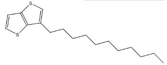 3-undecylthieno[3,2-b]thiophene CAS 950223-97-9